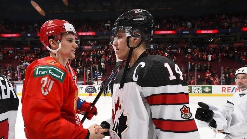 Хоккеист сборной Канады ответил на сравнение себя с Неймаром