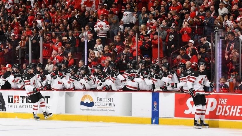 Хантер назвал поражение от России на МЧМ уроком для сборной Канады