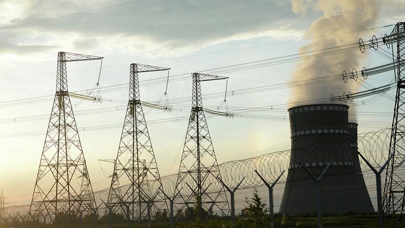 АЭС России в 2018 году установили рекорд по выработке электроэнергии