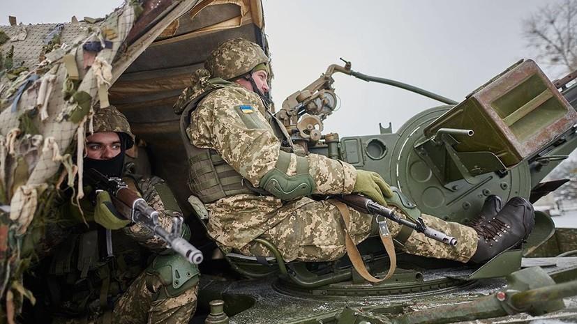 В ДНР сообщили об обстрелах со стороны ВСУ