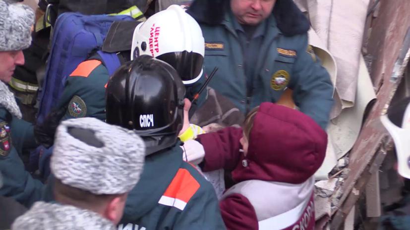 Скворцова рассказала о состоянии спасённого в Магнитогорске младенца
