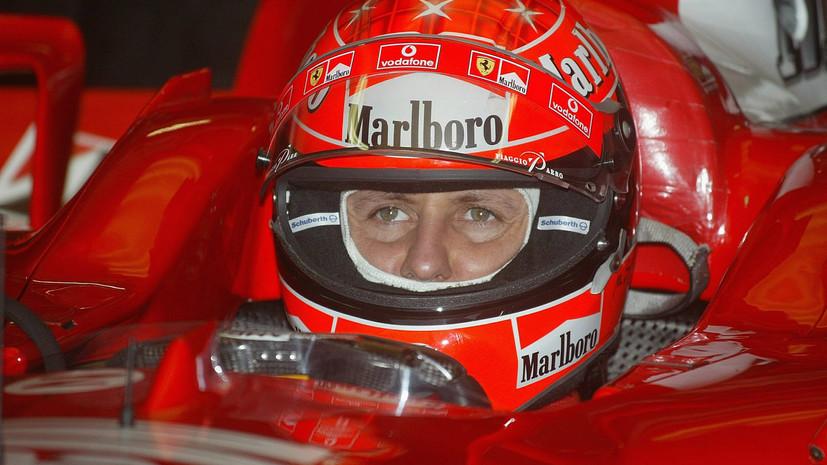 Жена Шумахера сделала заявление в преддверии 50-летия гонщика