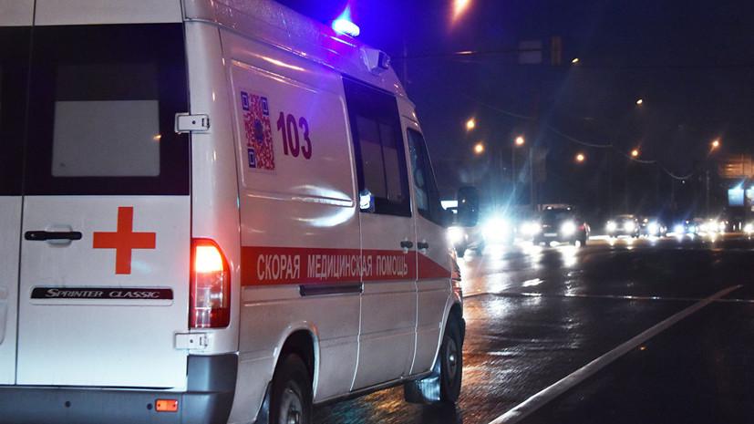 В ДТП с автобусом в Ивановской области погиб один человек и пятеро пострадали