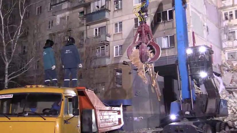 Первые похороны жертв трагедии в Магнитогорске пройдут 4 января