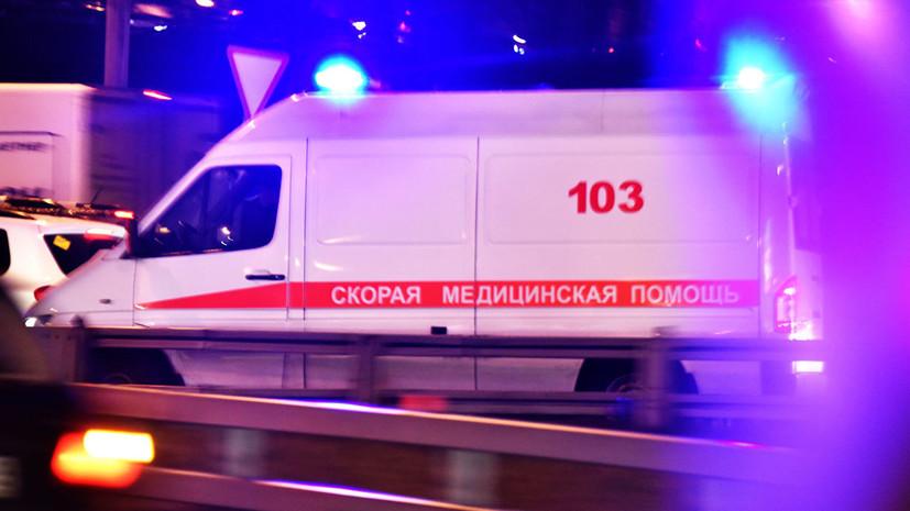 Четыре человека погибли при столкновении автобуса с автомобилем в Саратовской области