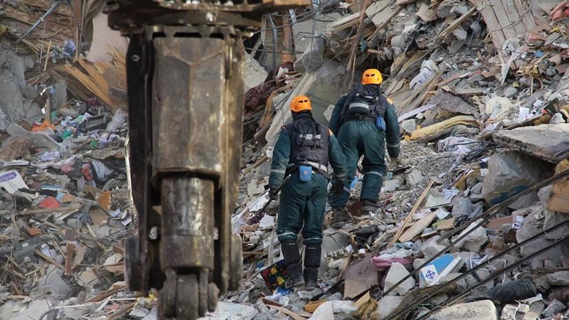 Из-под завалов в Магнитогорске извлекли тело 23-го погибшего