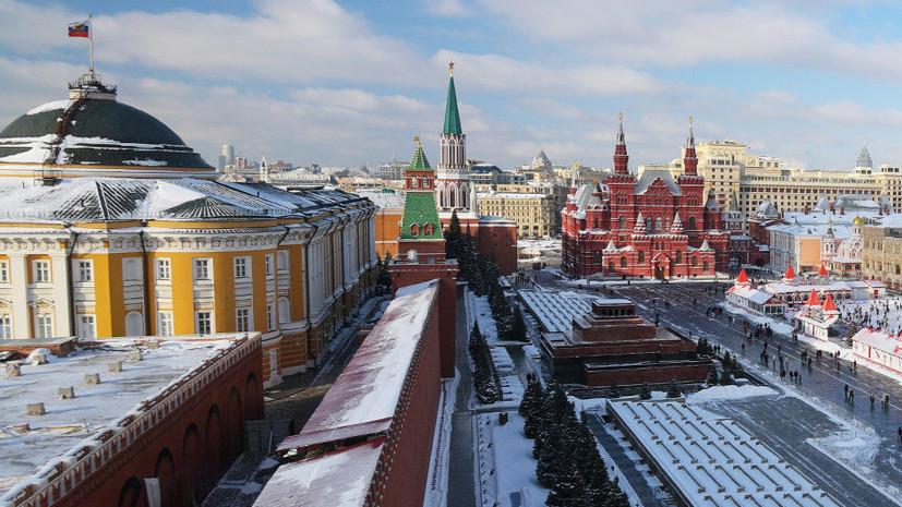Синоптики рассказали о погоде на Рождество в Москве