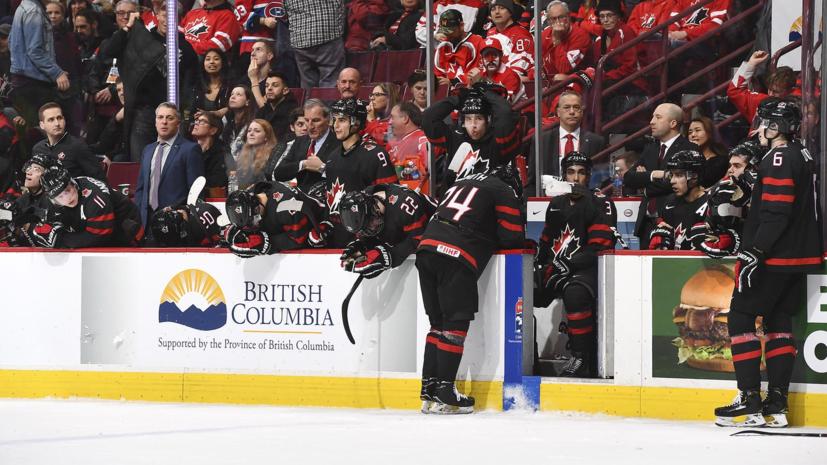 Брагин: вылет сборной Канады с МЧМ — её проблема