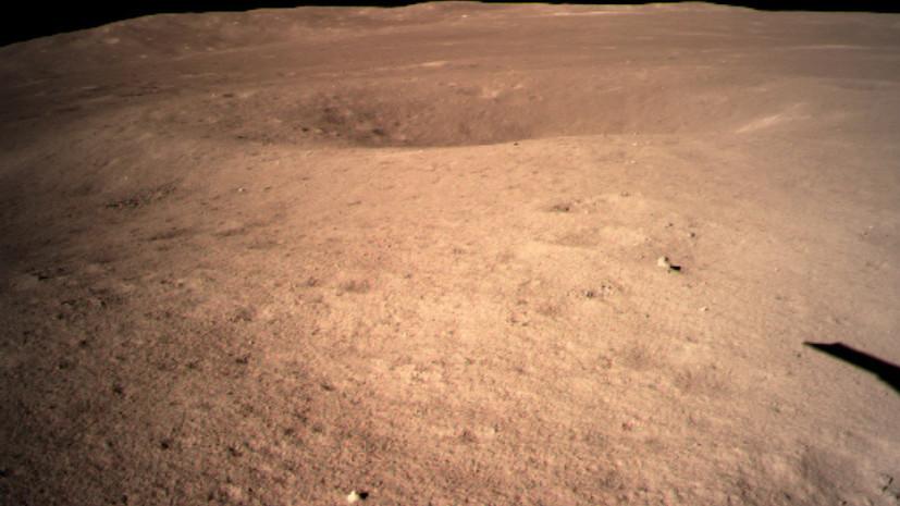 СМИ опубликовали первое фото с обратной стороны Луны