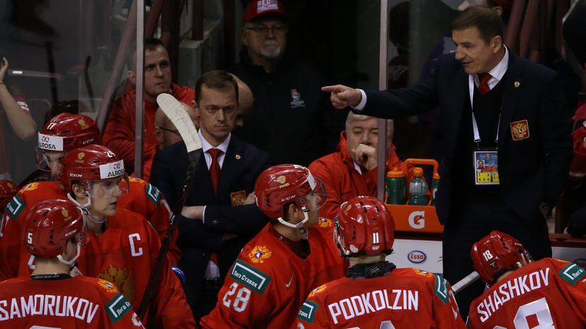 Малкин назвал Брагина лучшим тренером молодёжных сборных всех времён