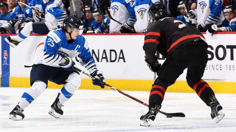 Канадский журналист заявил, что его взбесило желание сборной Канады засушить игру с Финляндией на МЧМ