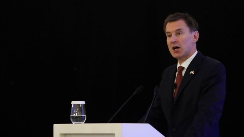 Глава МИД Британии рассказал о росте влияния России в Сирии