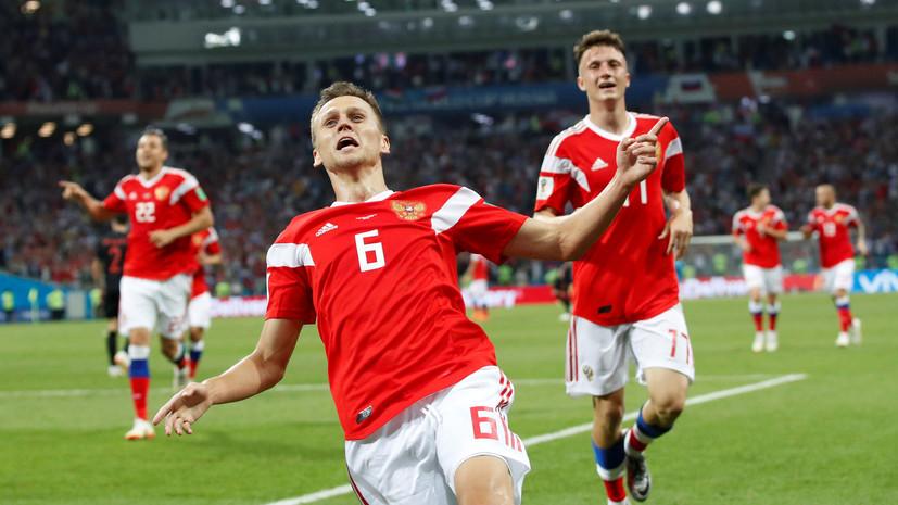 Черышев признался, что задумывался об уходе из футбола