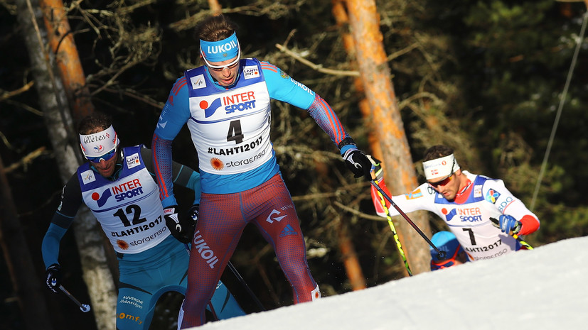Легков считает, что Устюгов имеет хорошие перспективы на победу в «Тур де Ски»