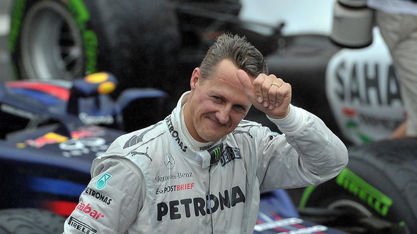 «Изменил этот спорт навсегда»: семикратному чемпиону мира в гонках «Формулы-1» Михаэлю Шумахеру исполнилось 50 лет