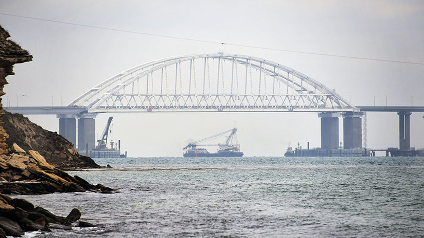 Курс на провокацию: почему в Киеве заявляют о намерении вновь направить в Керченский пролив военные корабли