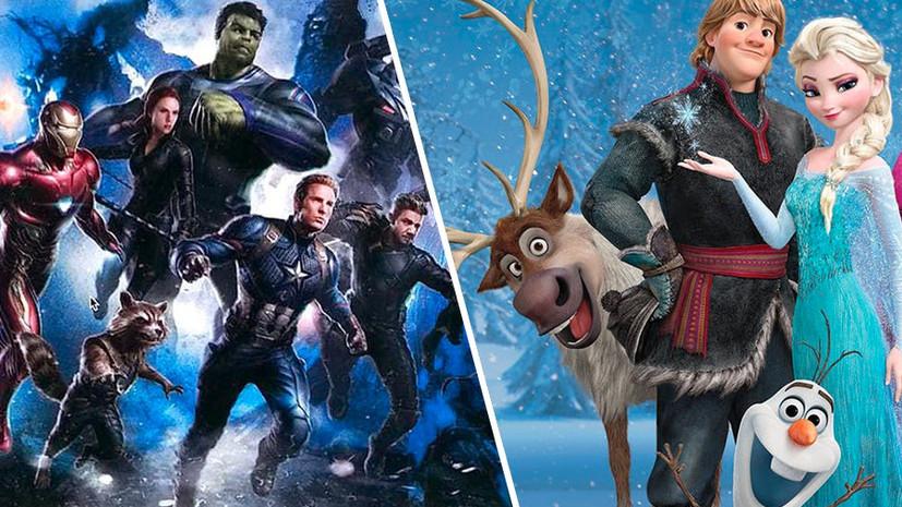 От «Мстителей» до «Холодного сердца»: десять главных премьер 2019 года