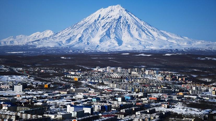Землетрясение магнитудой 5,1 произошло вблизи Петропавловска-Камчатского