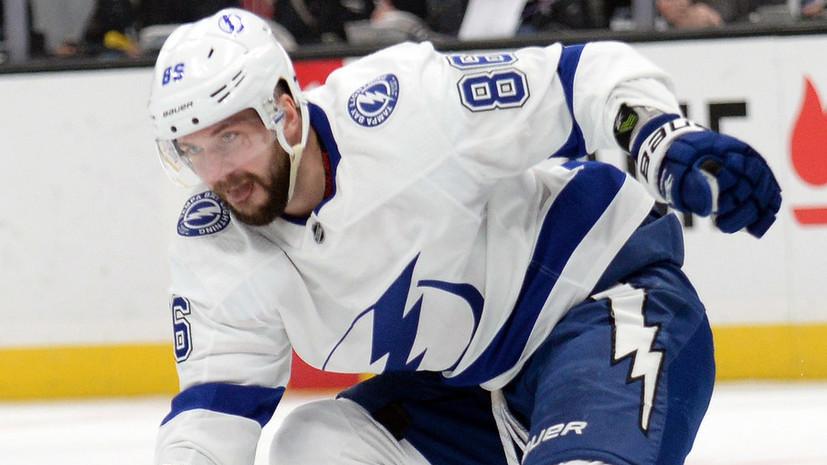 Кучеров набрал 400 очков в НХЛ