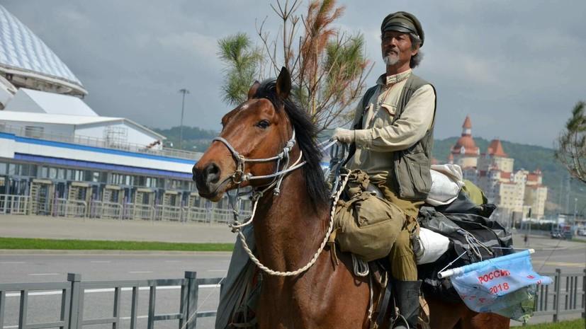 «Россия и Китай для меня — уже полмира»: как Цзин Ли путешествует по Евразии на лошади