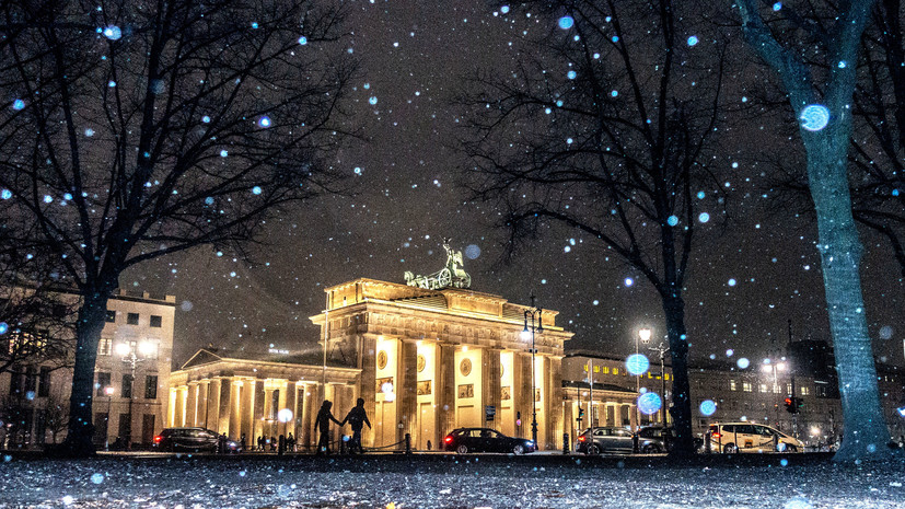 МИД предупредил россиян о «красном» уровне погодной опасности в Германии