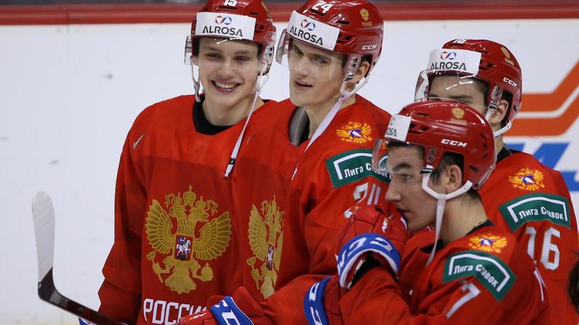 Вайсфельд заявил, что Россия должна обыграть США в матче 1/2 финала МЧМ-2019