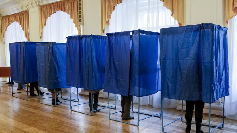 СМИ: На Украинезарегистрировалипять кандидатов в президенты