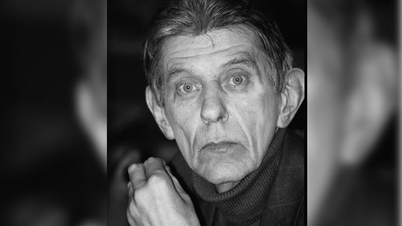 Умер литературовед Борис Аверин
