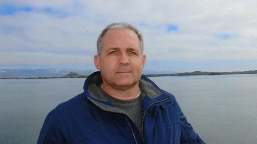 WSJ: задержанный в Москве американец имеет ирландский и канадский паспорта