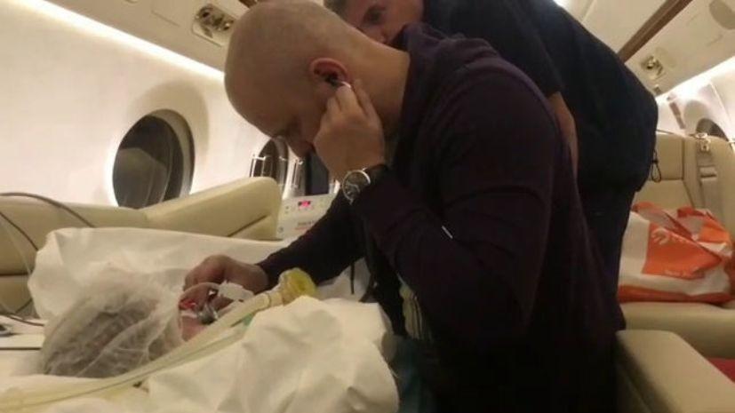 Спасённый из-под завалов в Магнитогорске младенец начал дышать самостоятельно