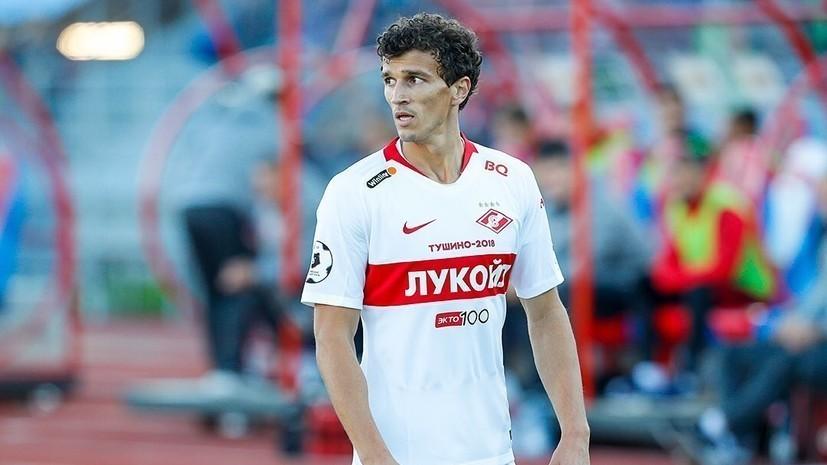Агент выразил уверенность, что Ерёменко останется в «Спартаке»