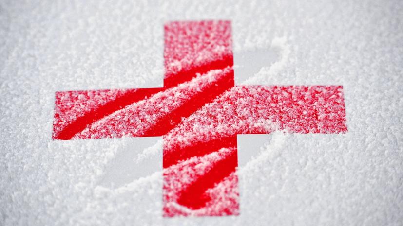 Два человека погибли при сходе лавины в Красной Поляне