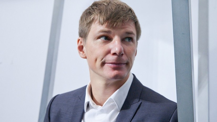 Жена Аршавина рассказала о разводе с футболистом