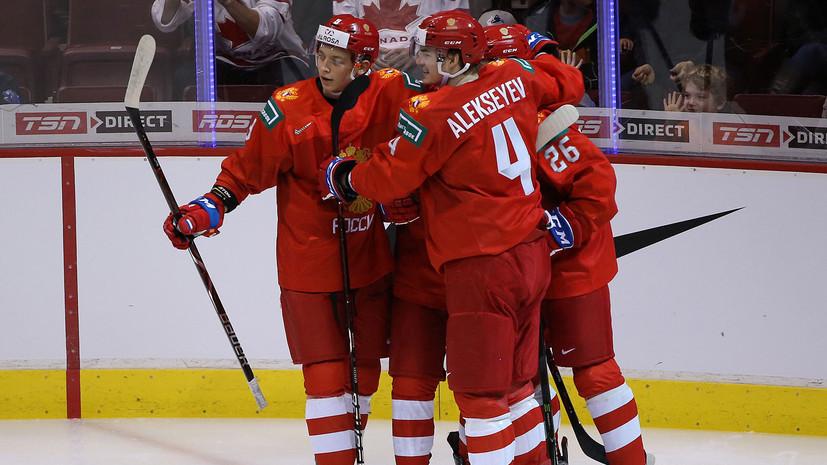 Двое хоккеистов сборной России вошли в символическую сборную МЧМ-2019