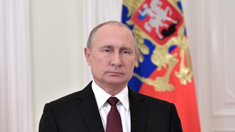 Путин посетит Калининградскую область