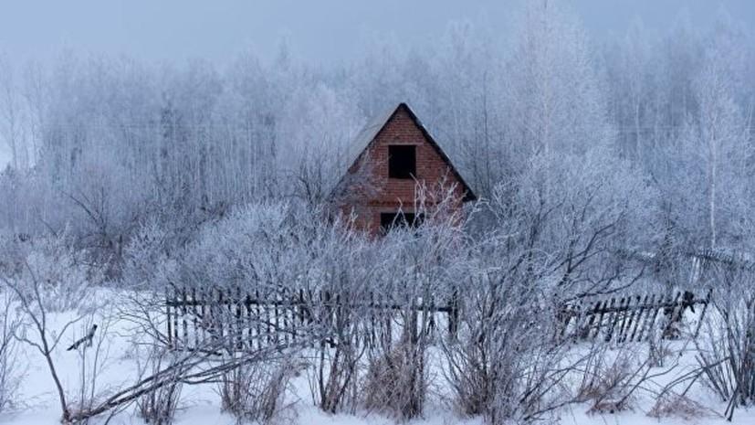 Россиян обязали уведомлять о перестройке дачных домов