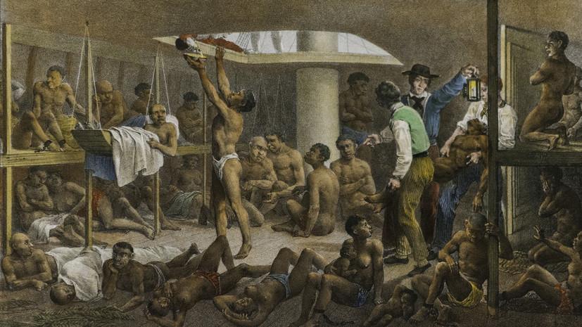 Золото, слоновая кость и миллионы рабов: как Португалия укрепляла свои позиции в Африке в XV веке