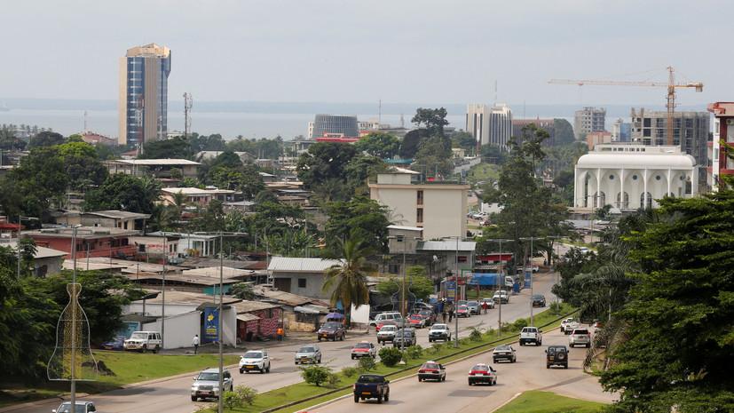 Власти Габона заявили об аресте мятежных военных