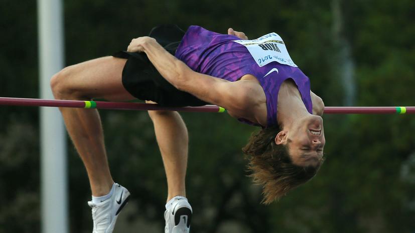 Олимпийский чемпион Ухов подал заявку в IAAF для выступления под нейтральным флагом
