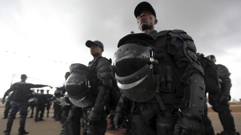 В Габоне задержали лидера группы мятежных военных