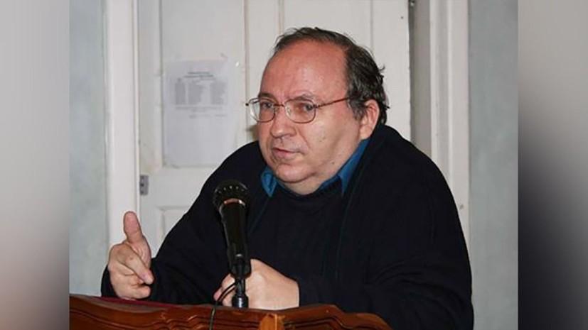 Писатель Николай Лисовой умер на 73-м году жизни