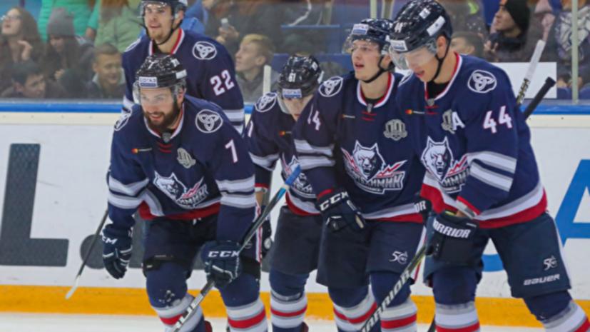 «Нефтехимик» обыграл «Торпедо» в матче КХЛ