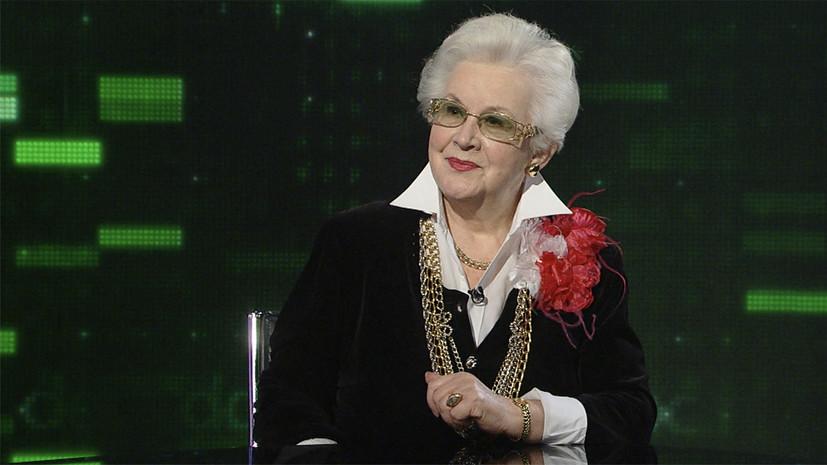«В мой день рождения страна содрогнулась»: Анна Шатилова о возрасте и тонкостях работы на советском телевидении