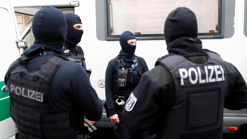 В Германии напали на депутата бундестага