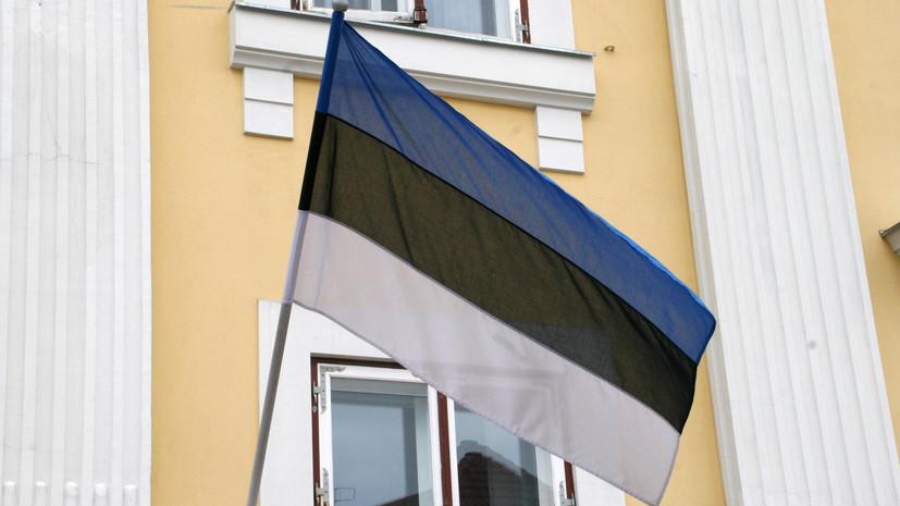 Эстонская партия взяла на себя ответственность за разобщающие плакаты