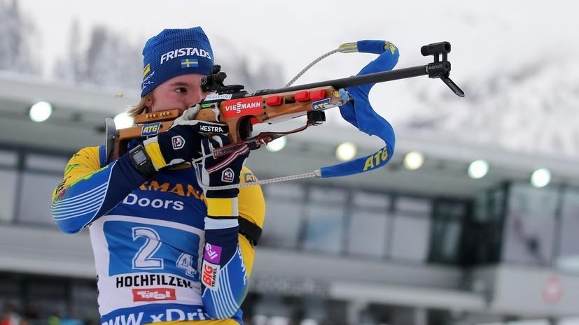 Самуэльссон заявил, что глупо сравнивать пропущенный им допинг-тест с госпрограммой в России