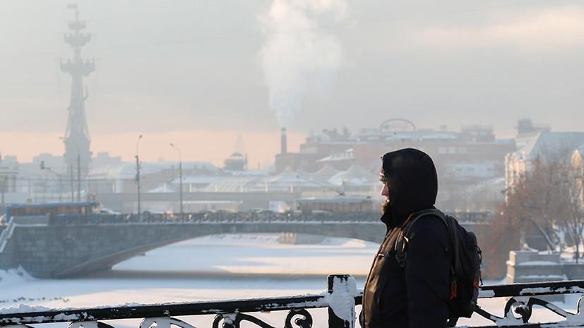 «Зима сменила амплуа»: в европейскую часть России пришли аномальные морозы