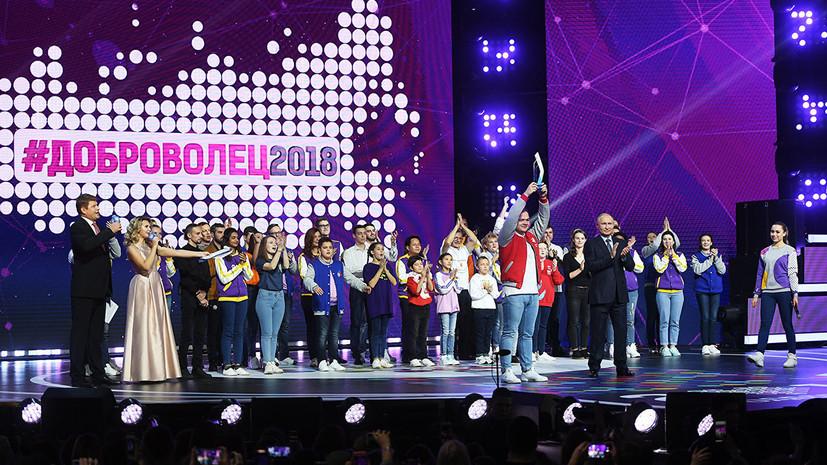 Победитель конкурса «Доброволец России» рассказал о проекте этномузея под открытым небом