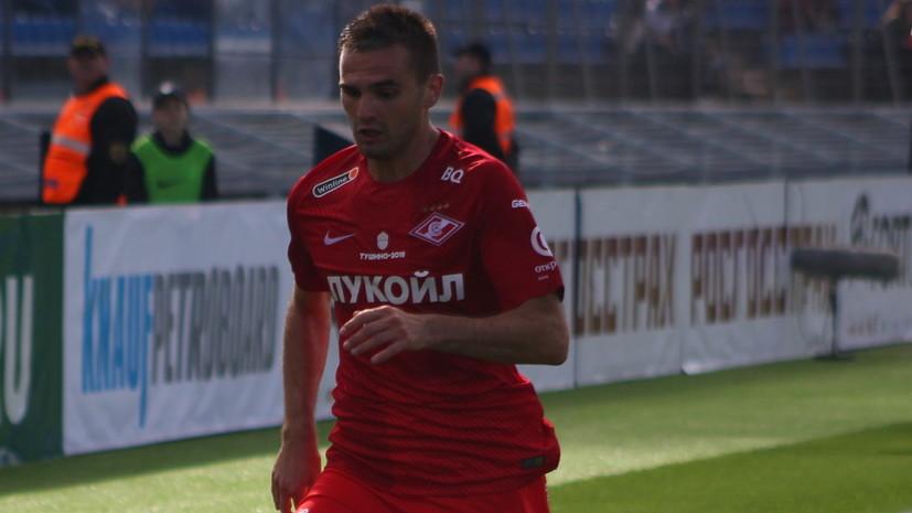 Кононов объявил об уходе Петковича из «Спартака»