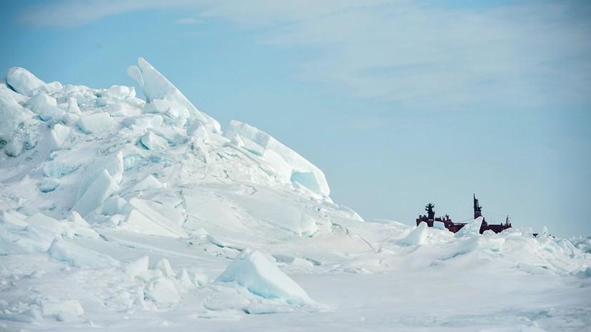 Командующий Северным флотом рассказал о задачах в Арктике